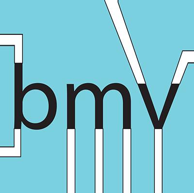 BMV circular logo